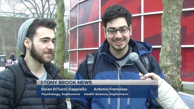 Stony Brook Newscast: President's Day Trivia