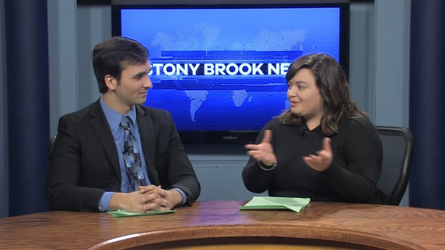 Stony Brook News – February 27, 2017