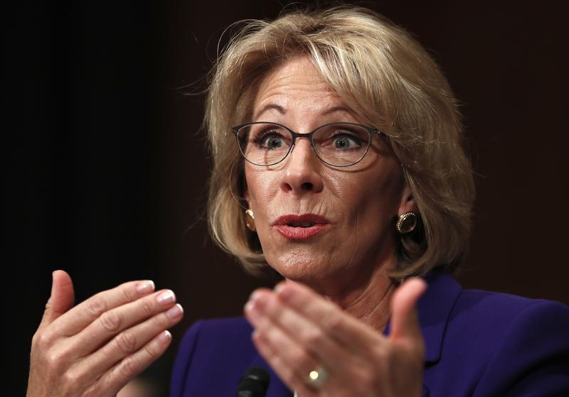 On Long Island, Concern About Public Schools Under DeVos