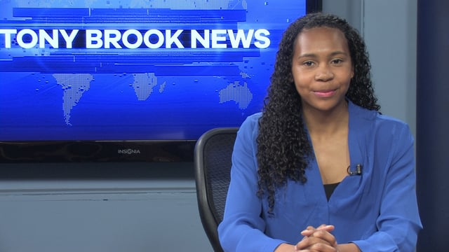 Stony Brook Newsbreak – March 9, 2017