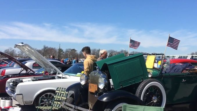 Annual Spring Car Show takes over Belmont Racetrack