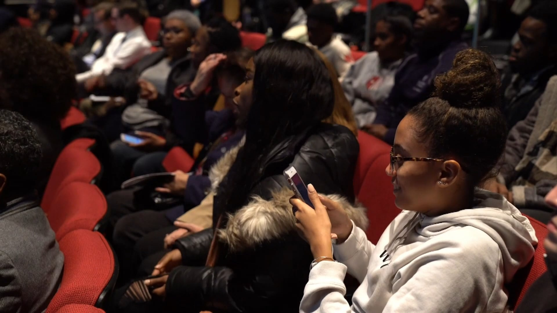 Stony Brook News: Diversity Townhall Meeting