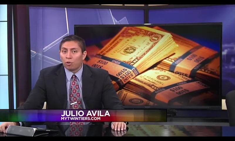 Stony Brook Alum Julio Avila's Anchoring Debut