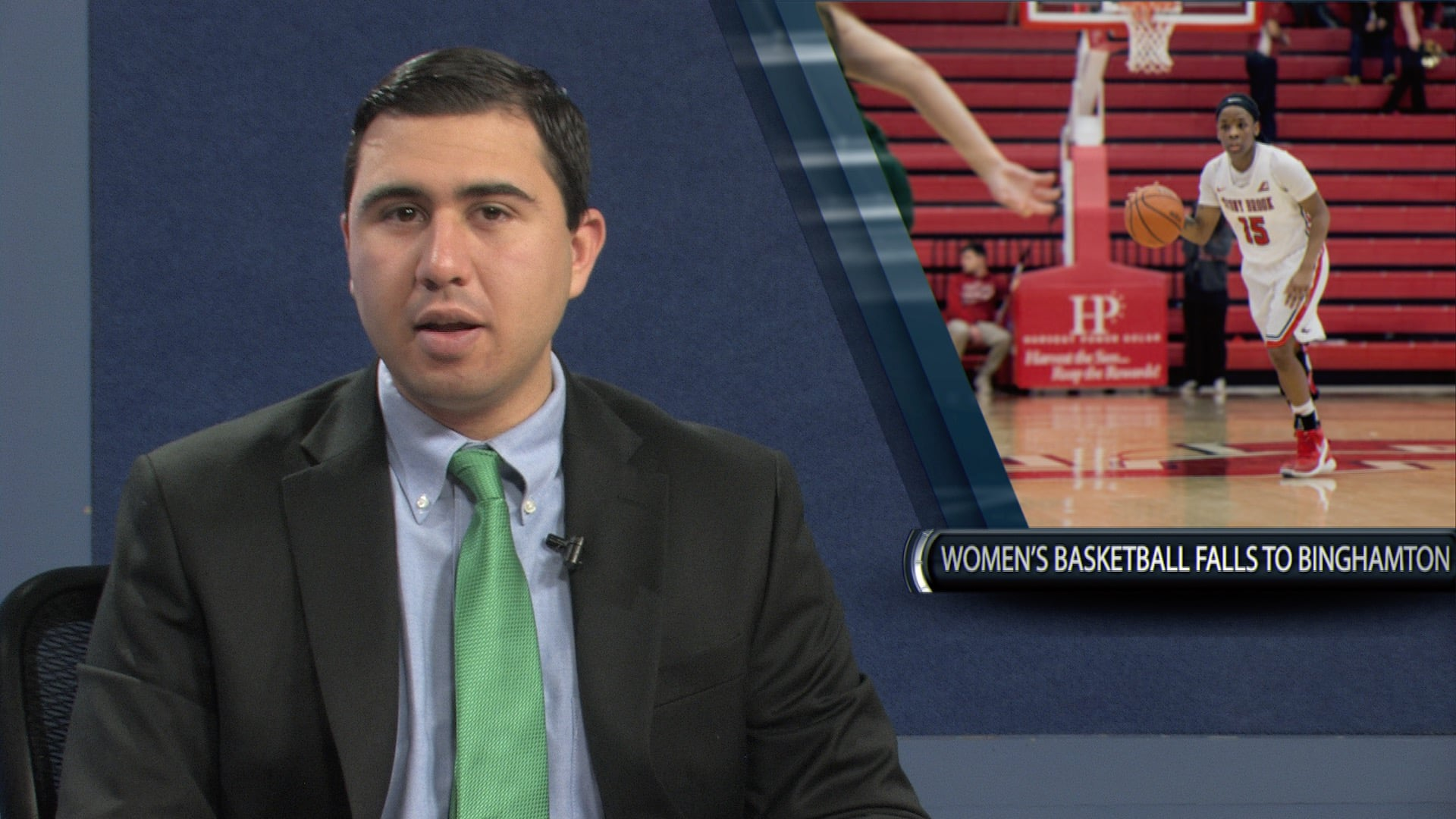 Stony Brook Sportsbreak – February 7, 2018