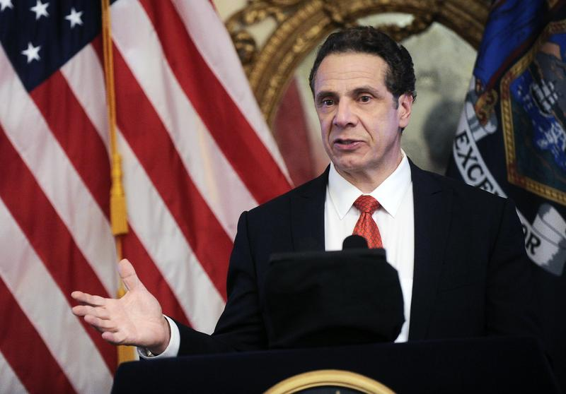 Cuomo Tax Plan Would Offset Loss Of Federal Deductions