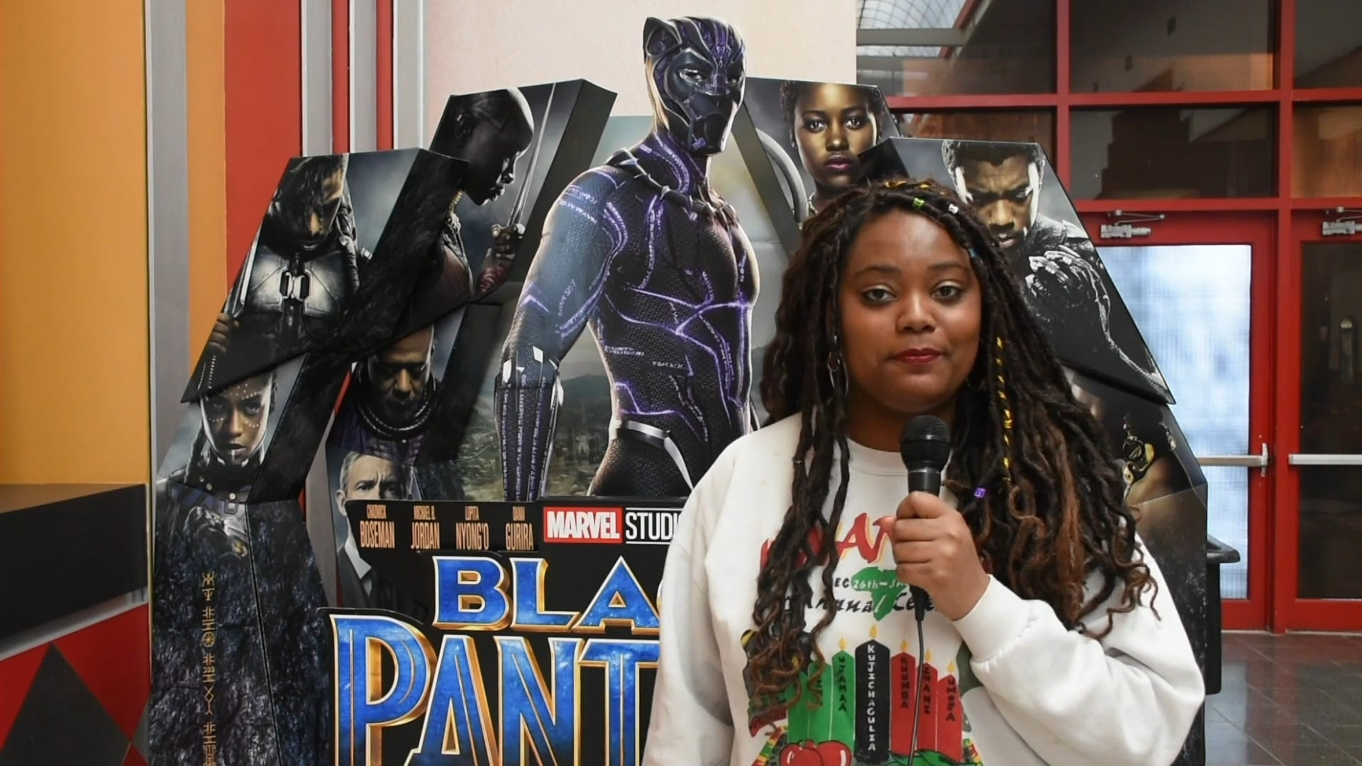 Stony Brook News: Black Panther Impacts Africa