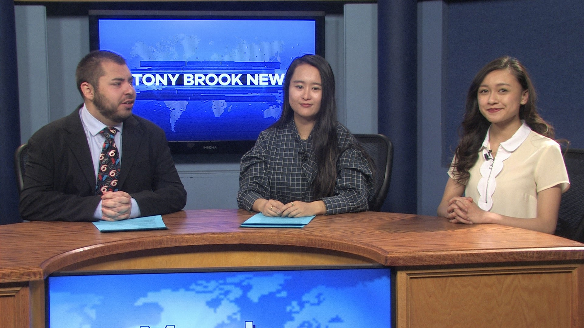 Stony Brook News – April 9, 2018
