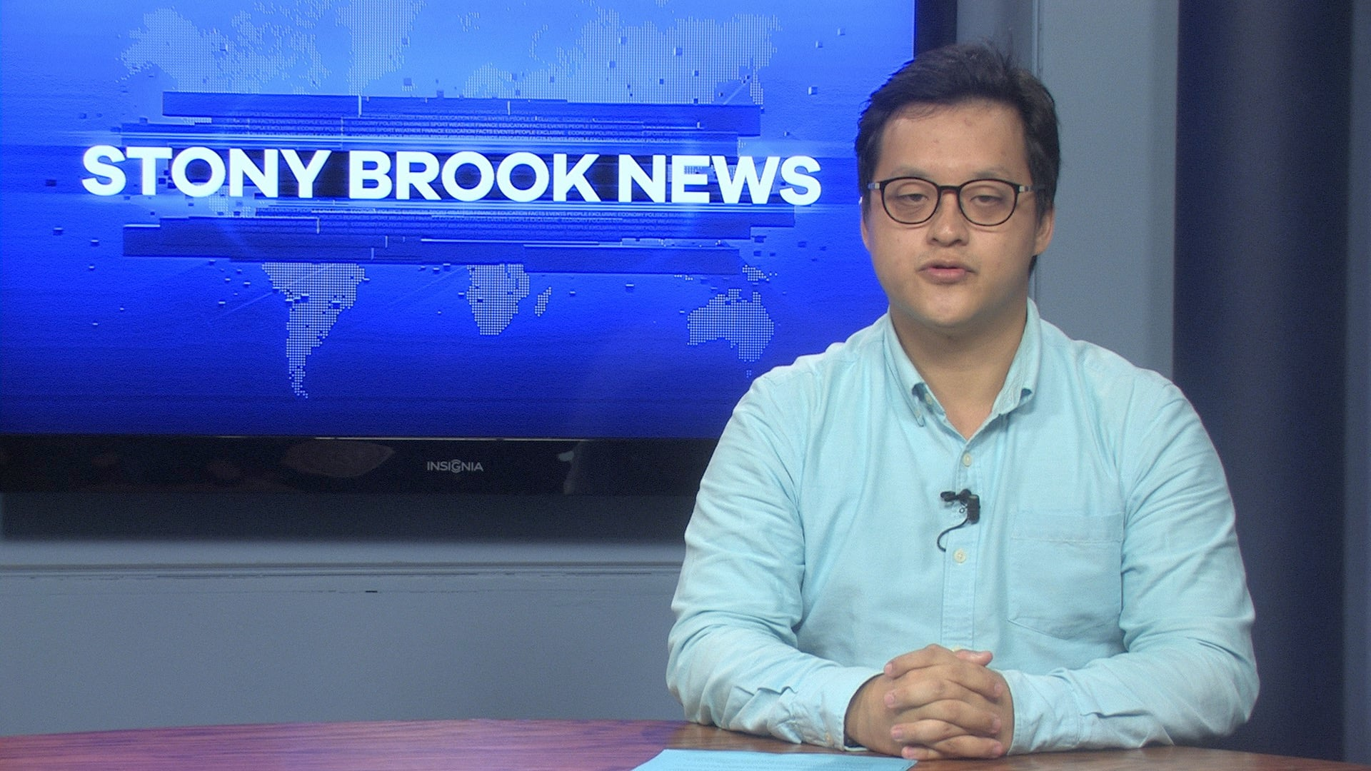 Stony Brook Newsbreak – September 27, 2018