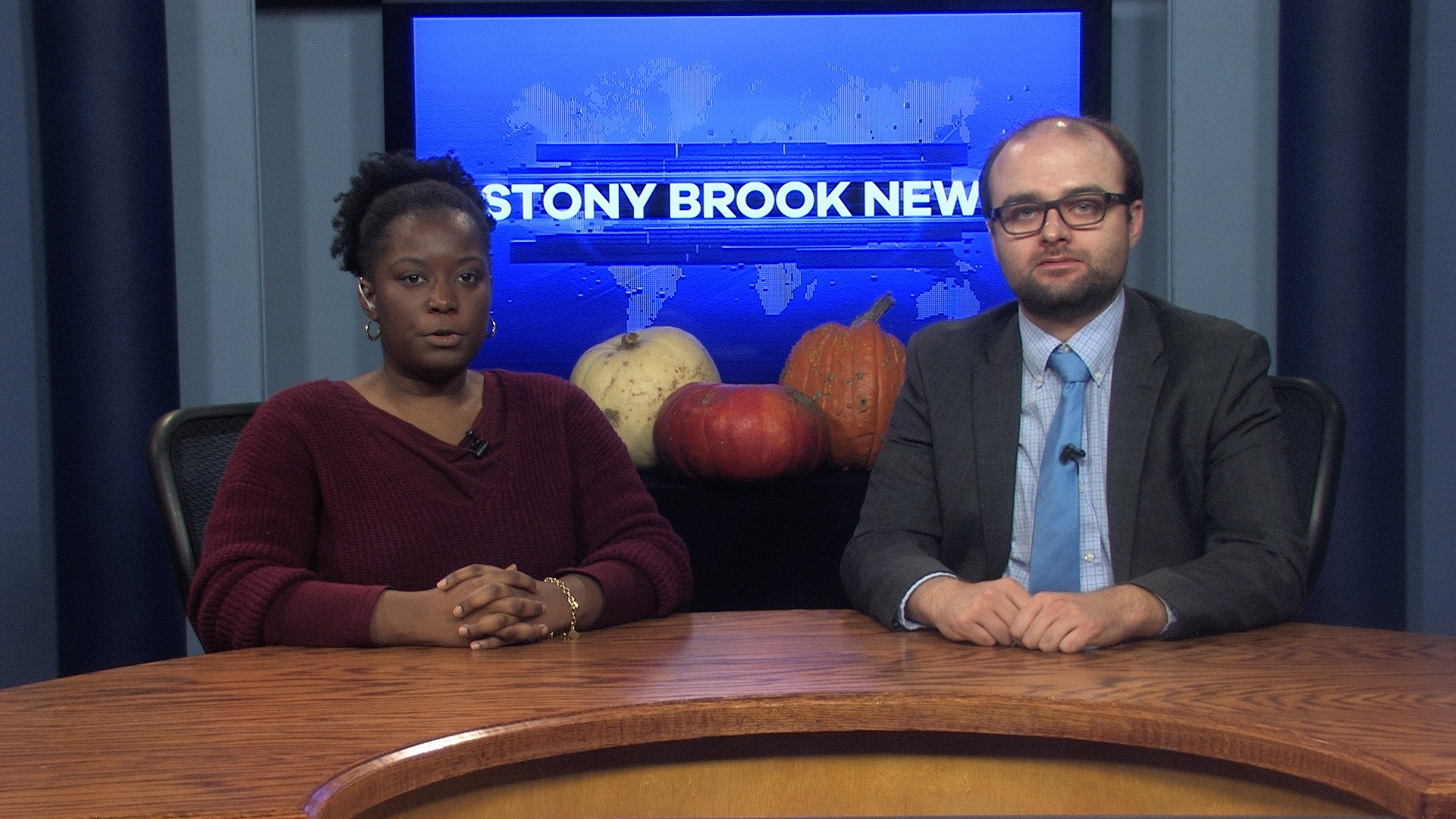Stony Brook News — October 29, 2018