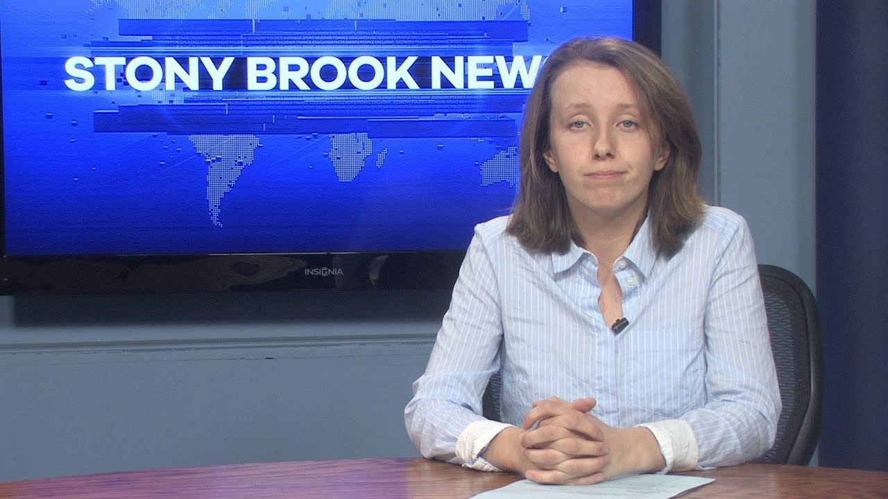 Stony Brook Newsbreak – October 25, 2018