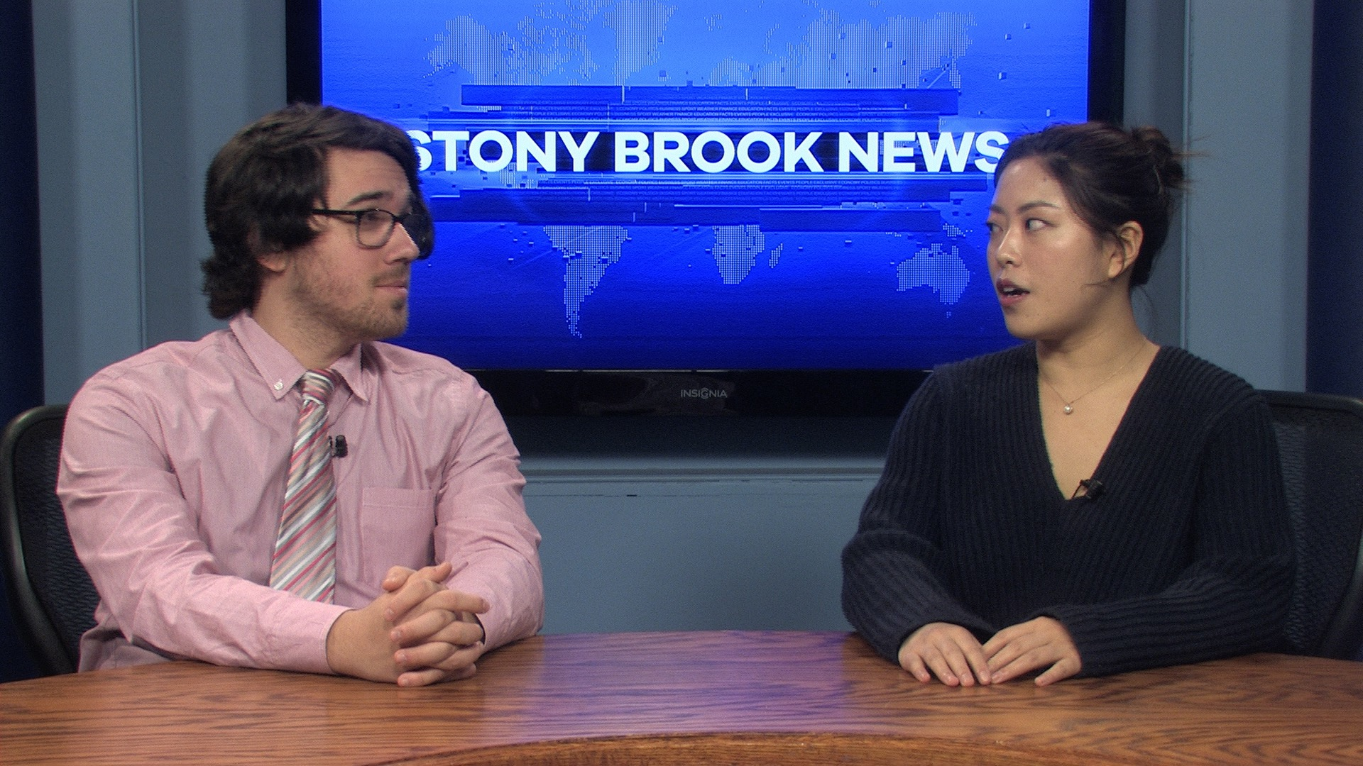 Stony Brook News – December 3, 2018