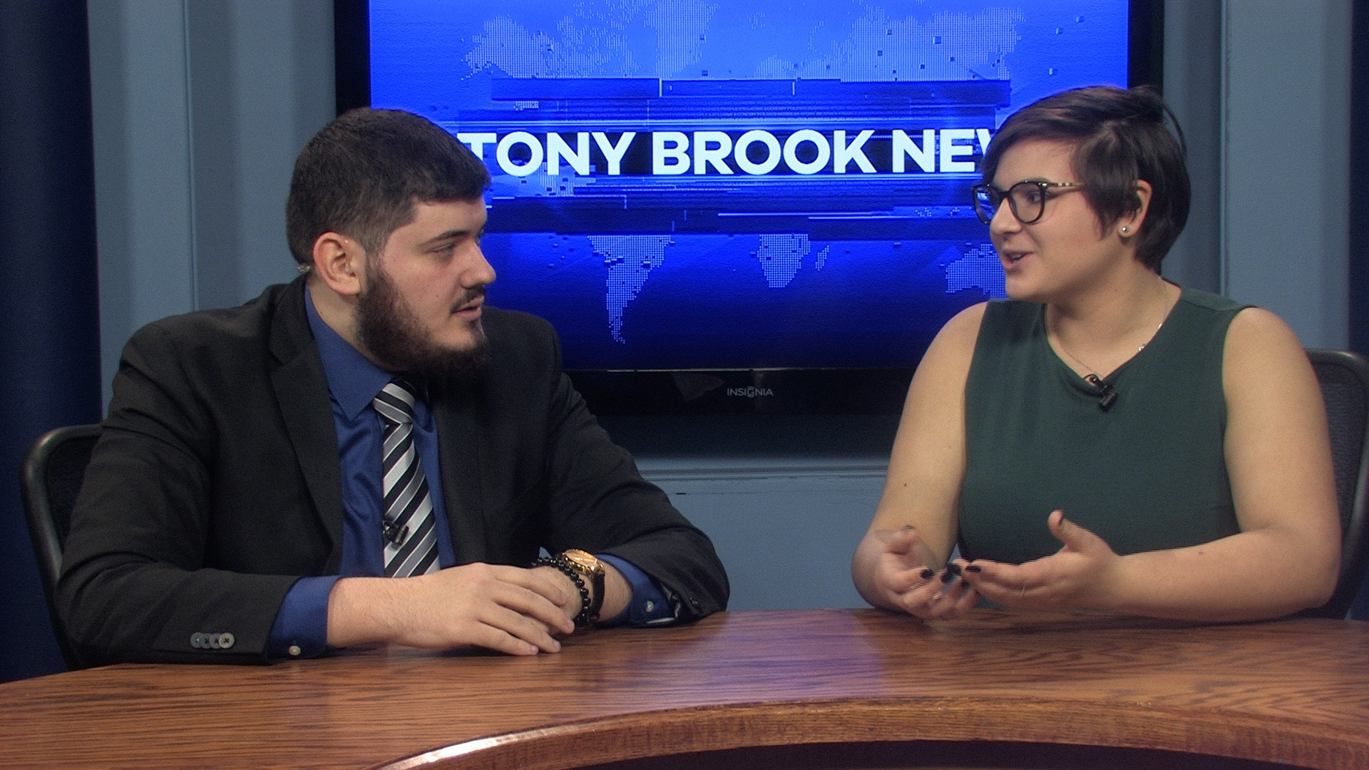 Stony Brook News – February 25, 2019