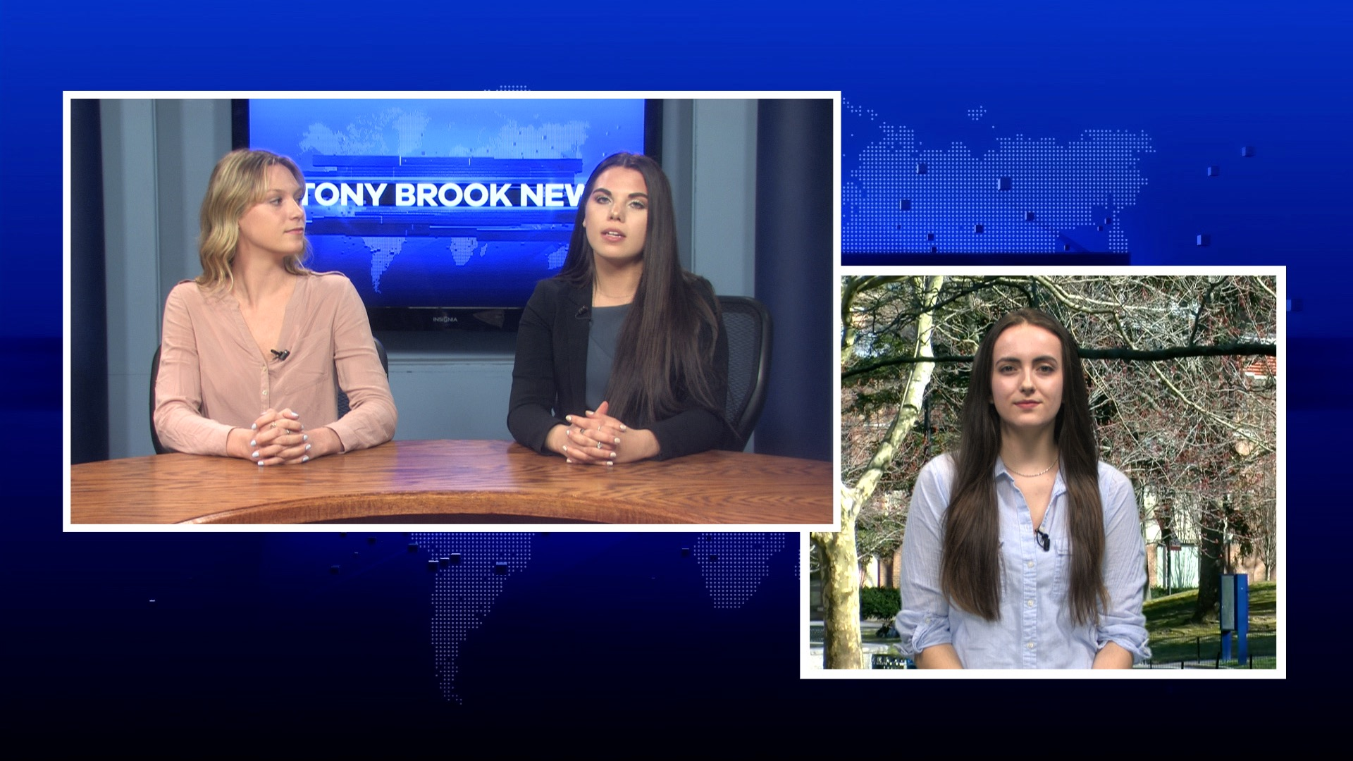 Stony Brook Newsbreak – April 10, 2019