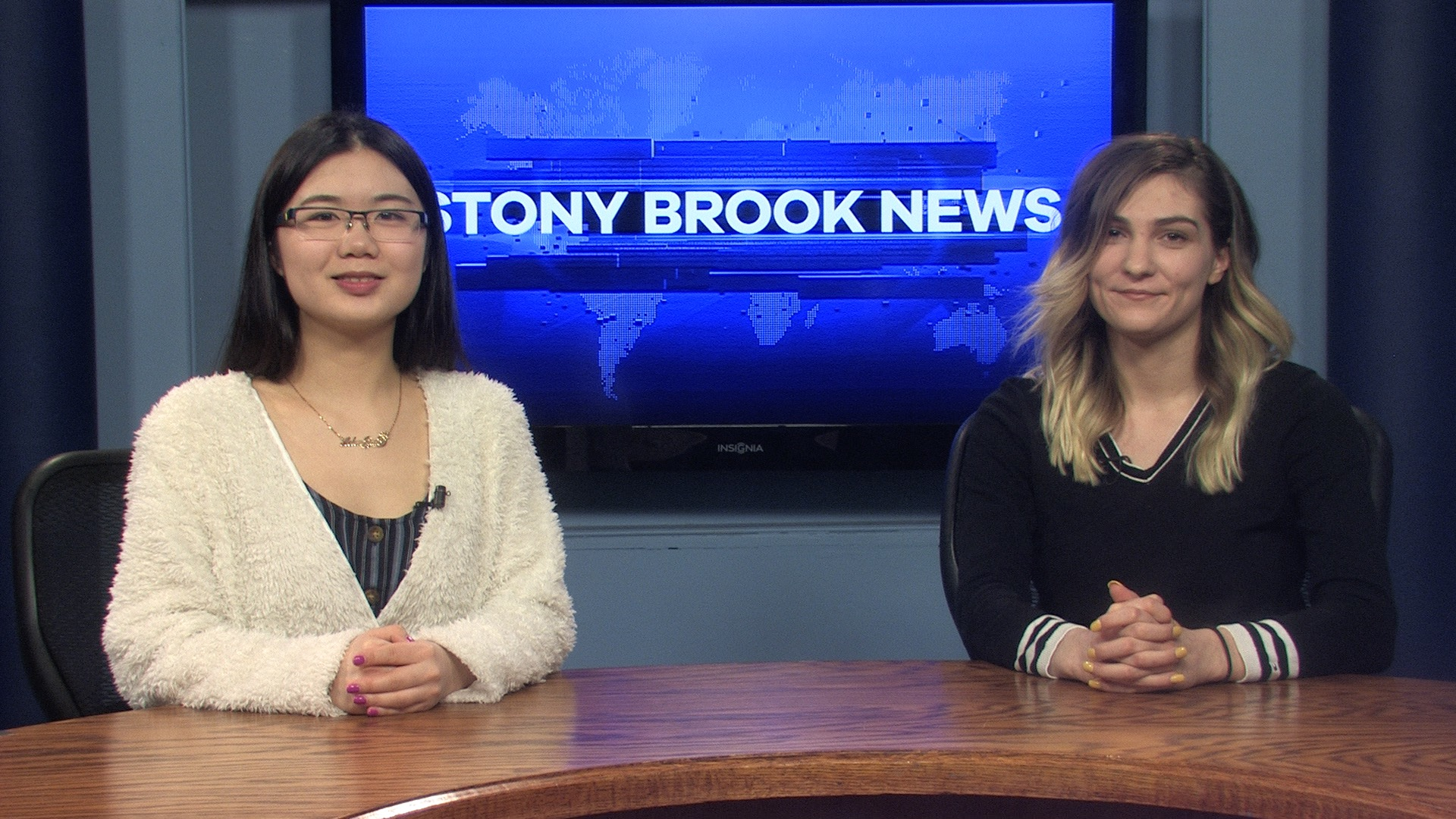 Stony Brook Newsbreak – April 9, 2019