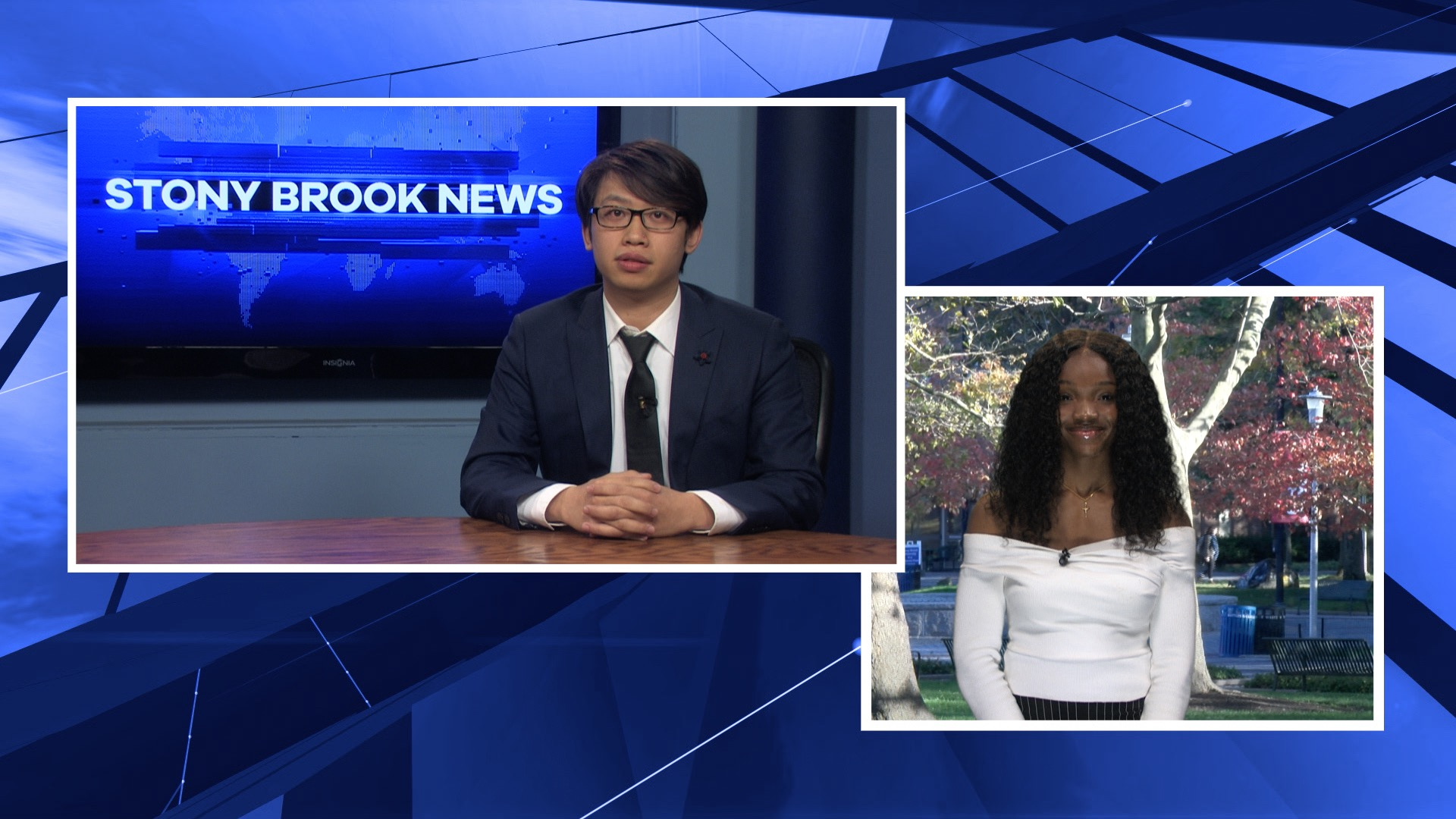 Stony Brook Newsbreak – October 21, 2019
