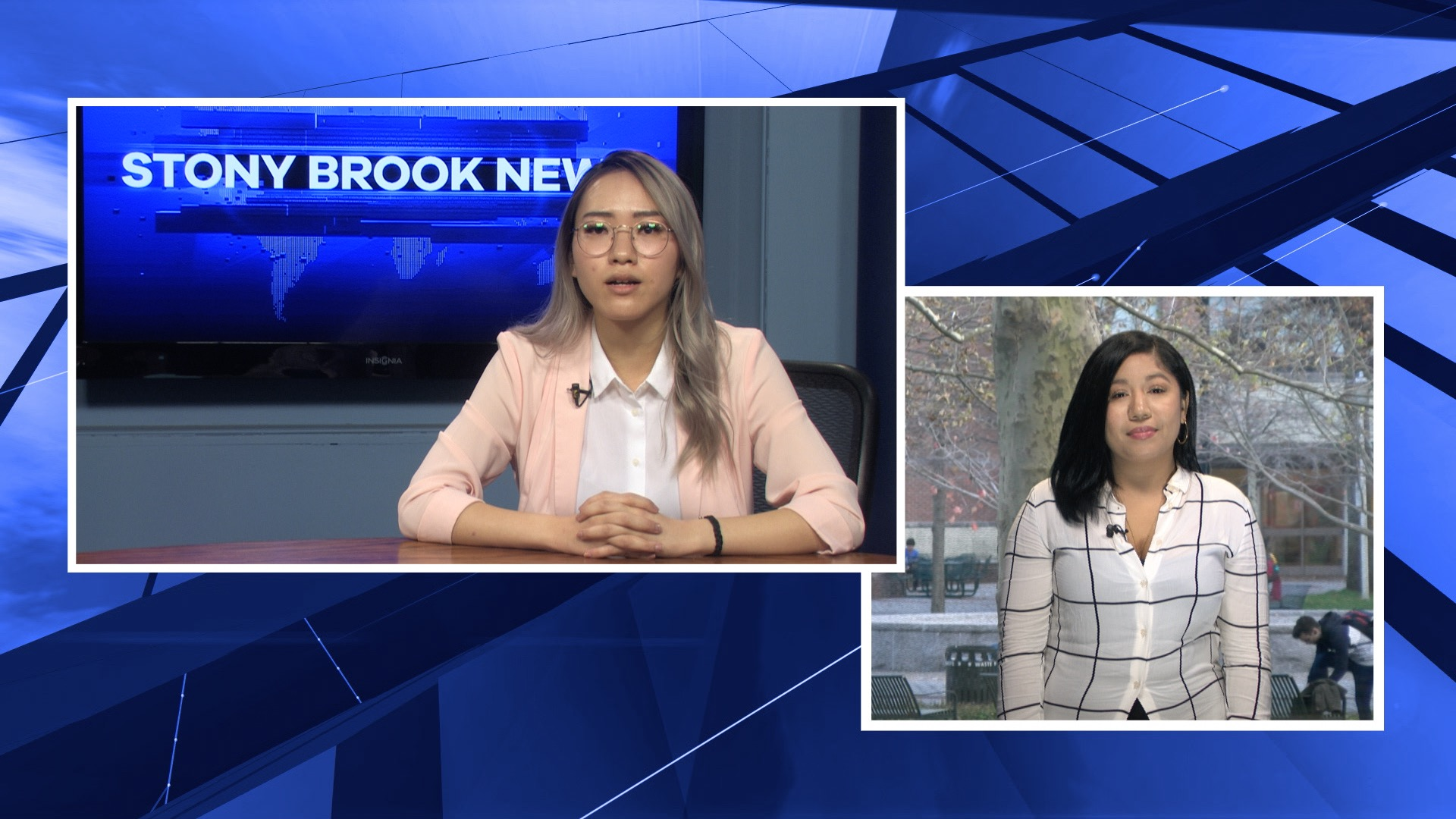 Stony Brook Newsbreak – November 11, 2019