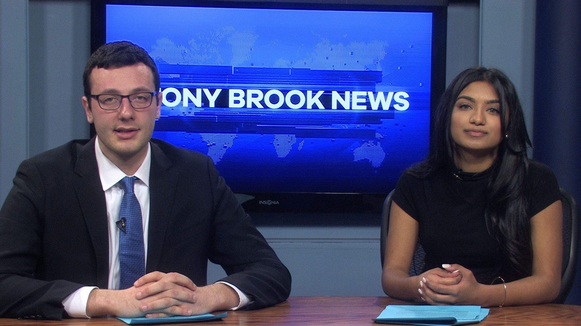 Stony Brook Newsbreak – March 12, 2020