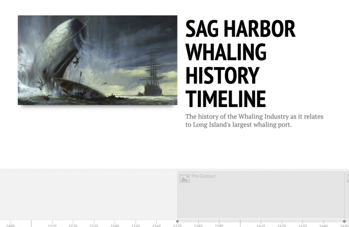 Long Island and the Whaling Industry