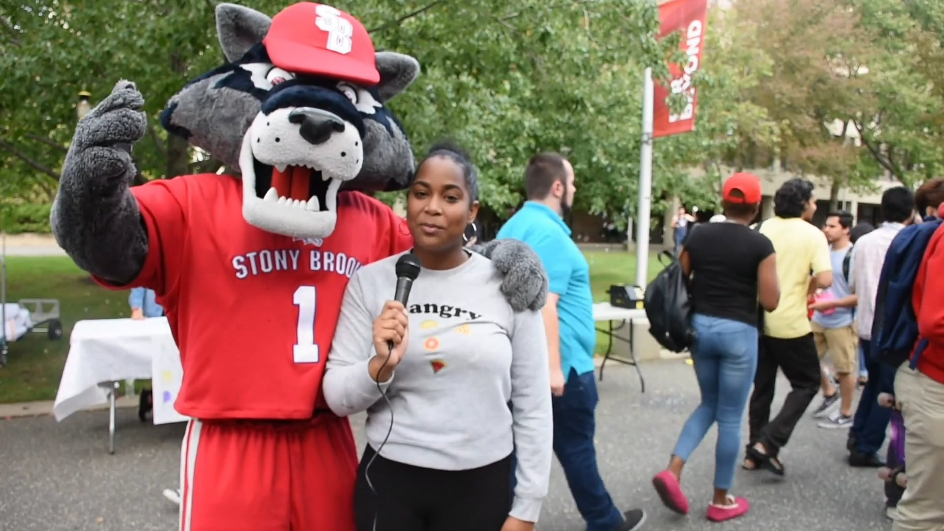 Stony Brook News: Homecoming Hoopla