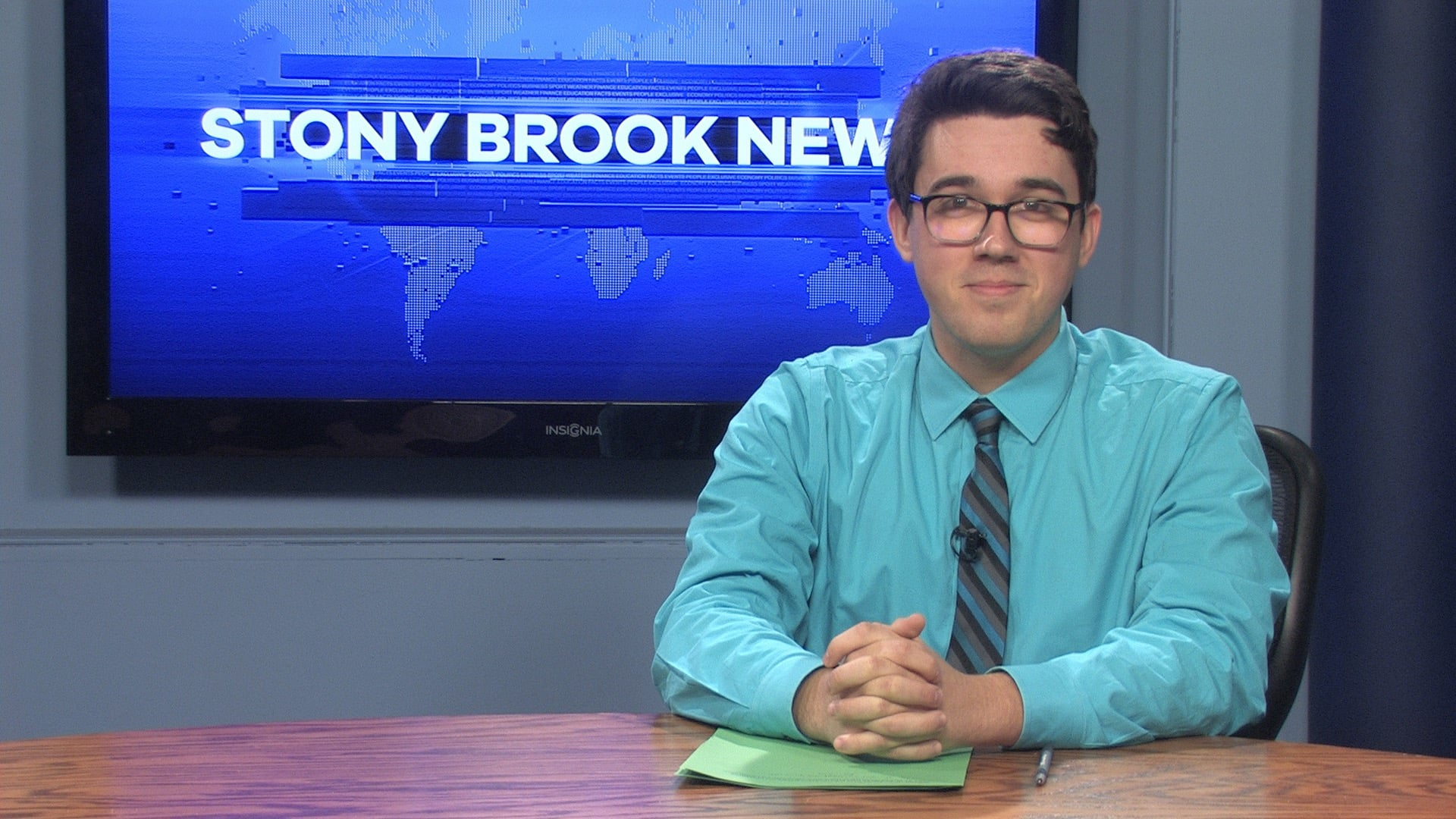 Stony Brook Newsbreak - November 30, 2017