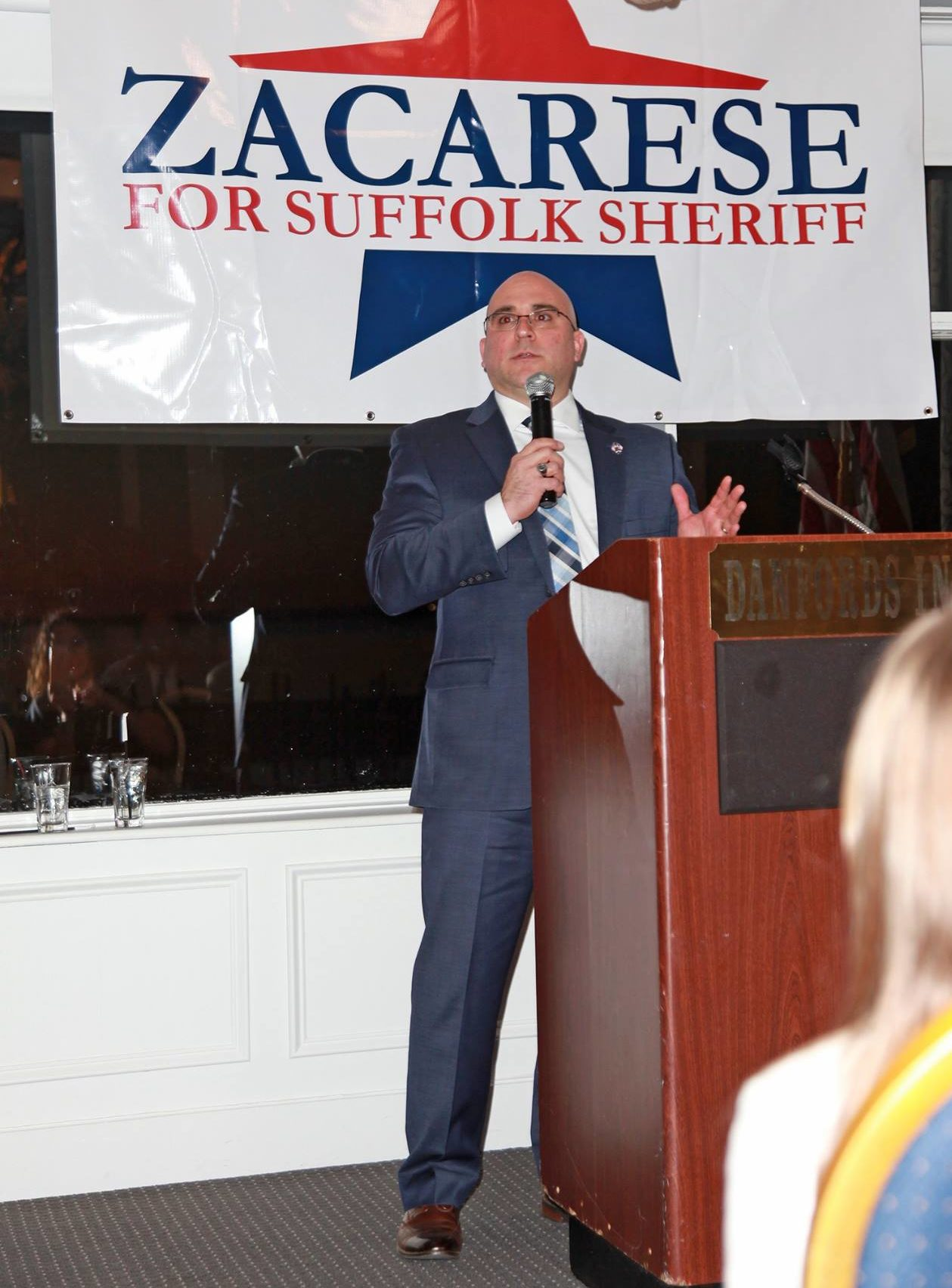 Suffolk County Sheriff's election too close to call