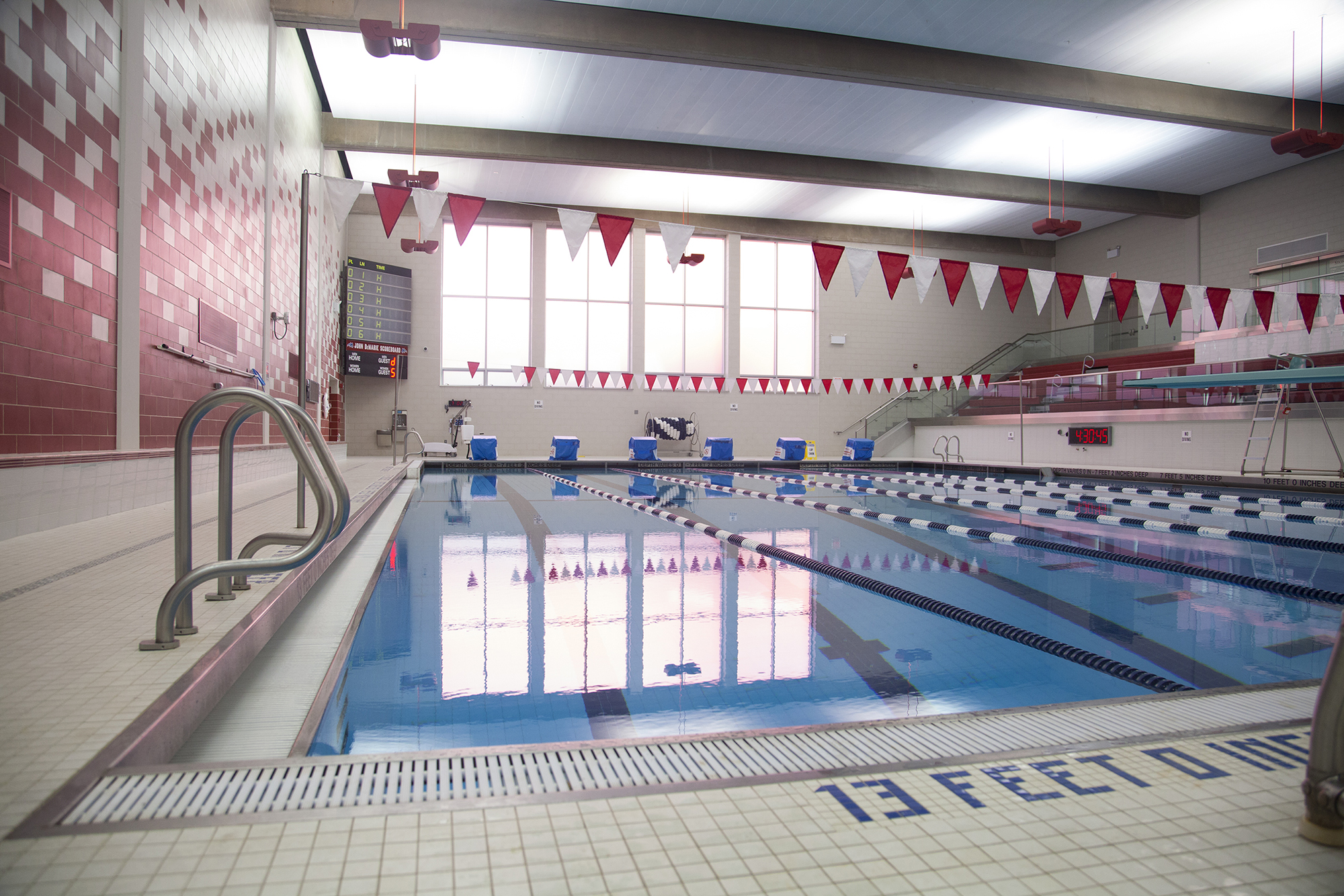 Women's Swimming and Diving head coach allegedly fired