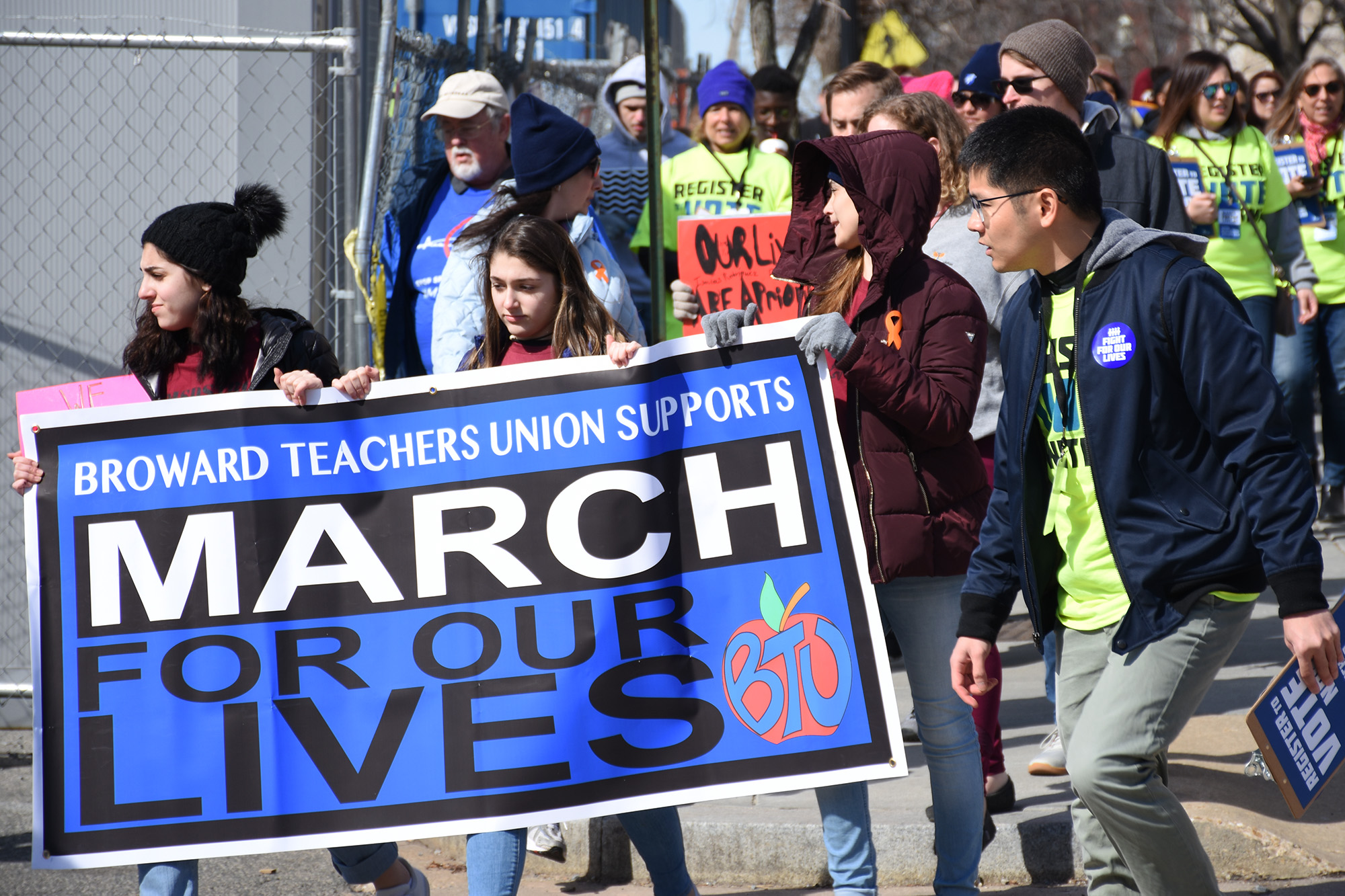 March for Our Lives Photo Gallery