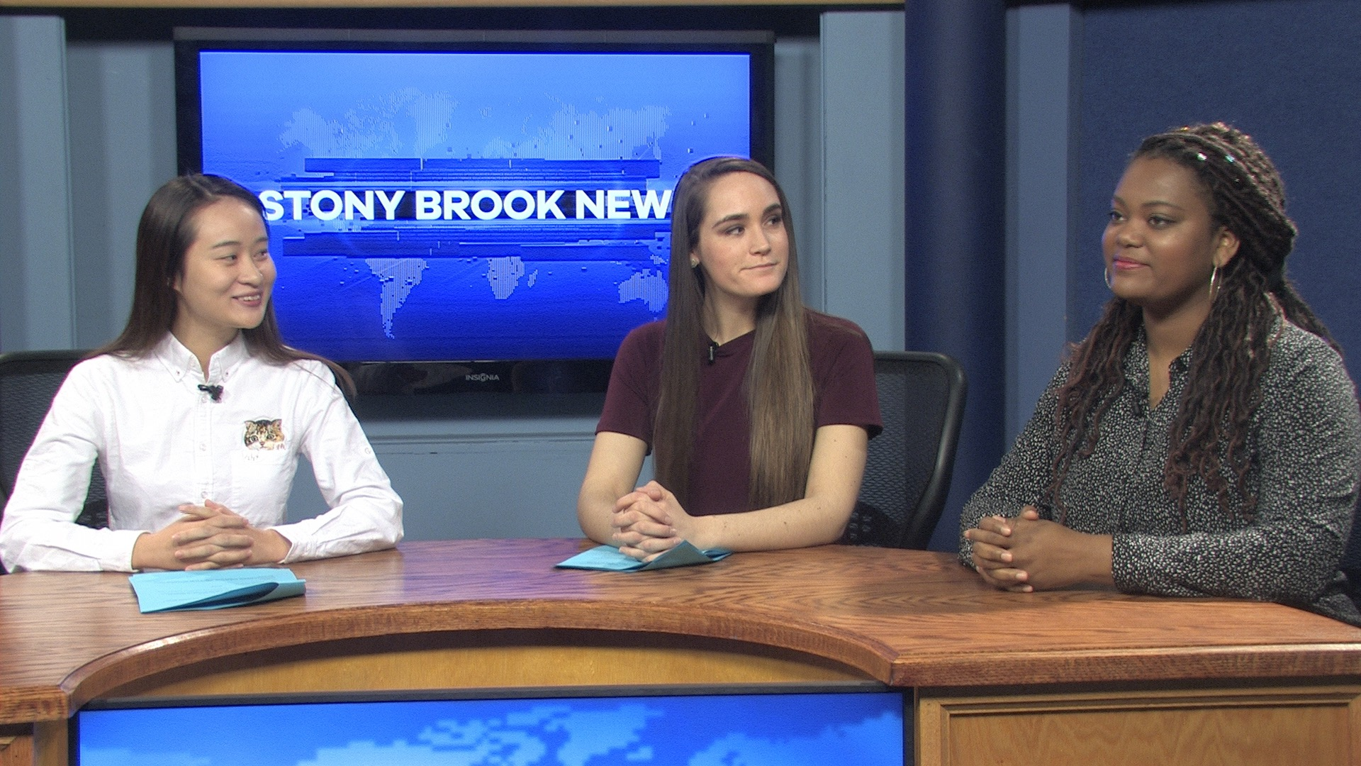 Stony Brook News – April 23, 2018