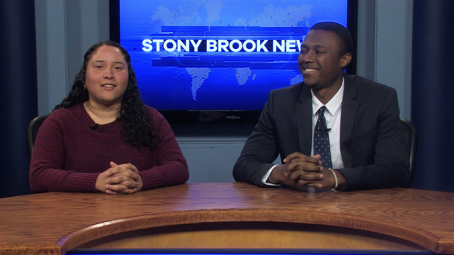 Stony Brook Newsbreak – December 6, 2018
