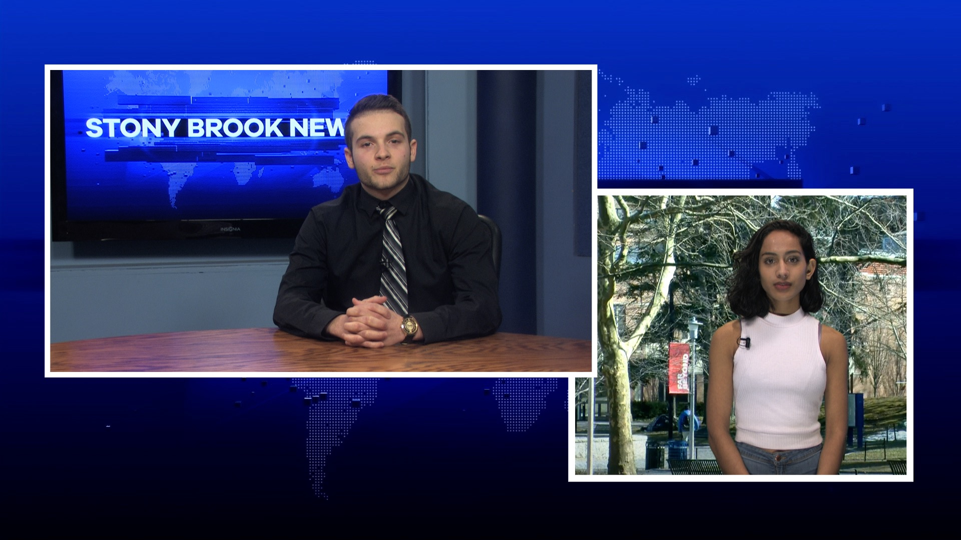 Stony Brook Newsbreak – March 12, 2019