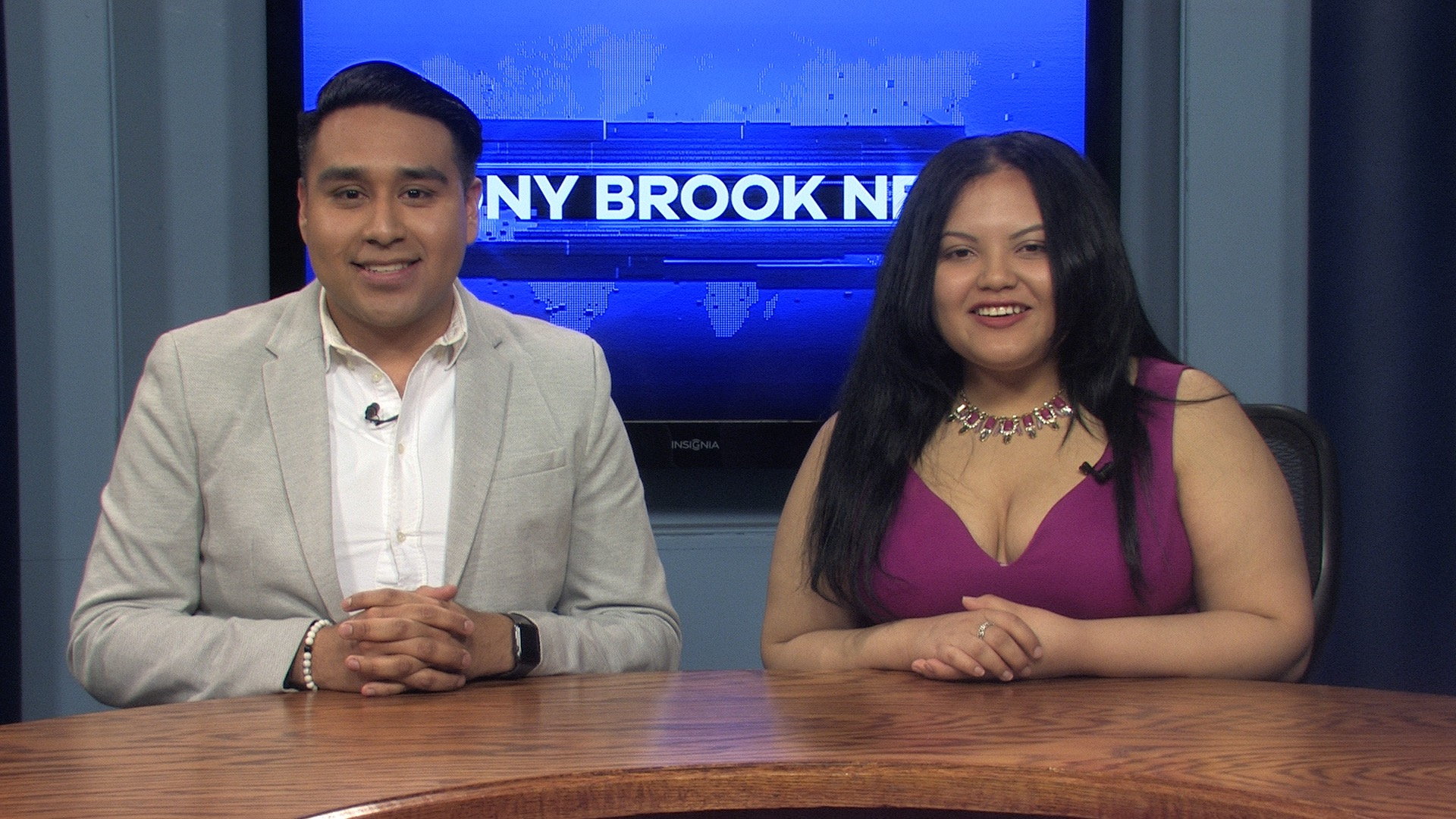 Stony Brook Newsbreak – April 17, 2019