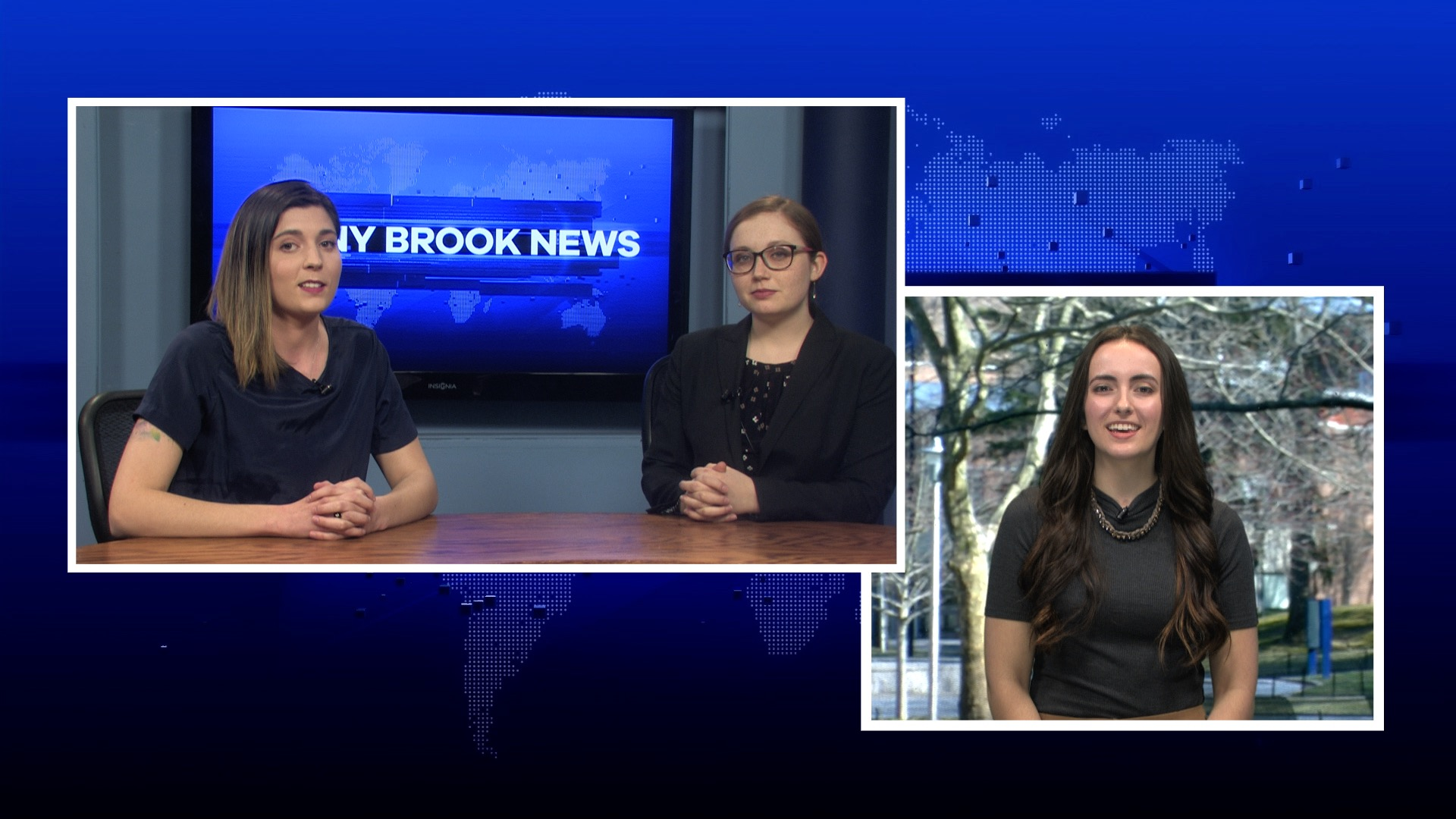 Stony Brook Newsbrek April 3, 2019
