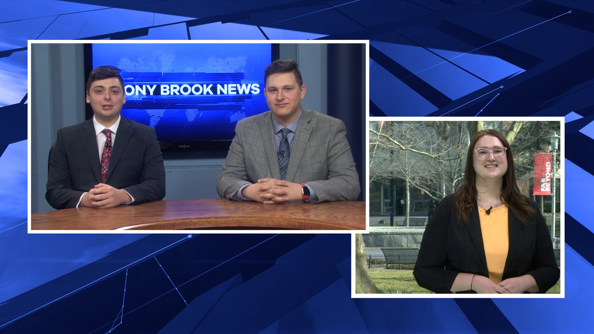 Stony Brook Newsbreak – March 5, 2020